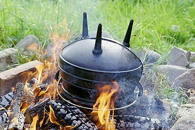 Curing Your Potjie