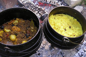 Taste of africa product cast iron potjies forumfinder Images